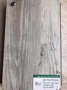 5 mm Luxury Vinyl Planks $3.69 ( FREE INSTALLATION)