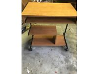 Computer Desk - sturdy & compact design
