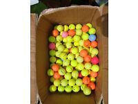 20 Coloured Golf Balls