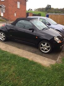 Ford ka , Summer fun , convertible, well looked after , leather heated seats, low mileage