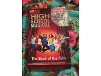 High school musical book of the film