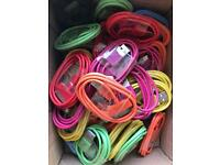 35 x Iphone cables
