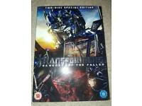 Transformers 2 disc special dvd