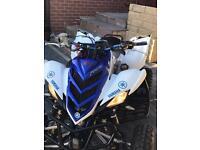 Yamaha raptor 700, road legal quad, raptor 700r, yfz 450,ltr 450,banshee 350