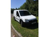 Ford transit connect 2008 low miles