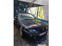 MG ZT 120 - 1.8 Manual Petrol 2005 (Black)