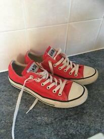 Size 5 original converse
