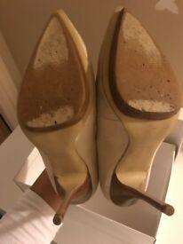 Dune high heels