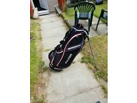 carry golf bag only used twice