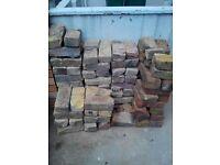 Old Reclaimed Bricks - Very Cheap