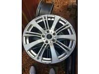 Bmw alloy wheels 18