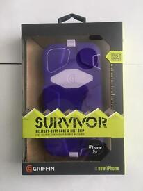 Brand new boxed Griffin Survivor case for iPhone 5/5S/SE