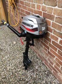 Mariner 3.5hp Outboard