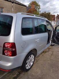 Volkswagen Touran 7 seater