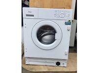Whirlpool Integrated Washing Machine