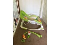 Fisher Price New Born To Toddler Rocker Fir Sale