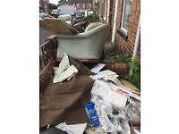 Rubbish junk scrap tip runs skip clearance alternative