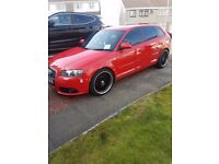 Audi a3 s line remapped read description