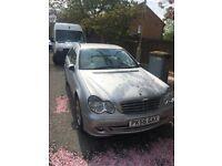 Mercedes-Benz, C CLASS, Saloon, 2006, Automatic, 1796 (cc), 4 doors