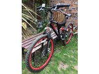Dunlop Full Disc Spec 18 Speed Mountain Bike