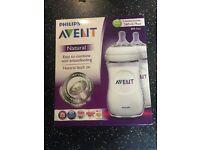 Brand new Avent 9oz bottles