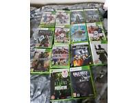 x box 360 games £2.00 a game
