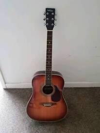 Guitar Acoustics Vintage V400SB