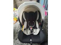 iccle bubba stomp car seat