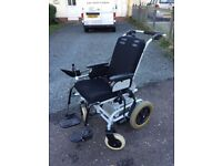 Electric Wheelchair Child's with dual controller