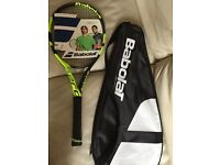 Babolat Pure Aero new racket