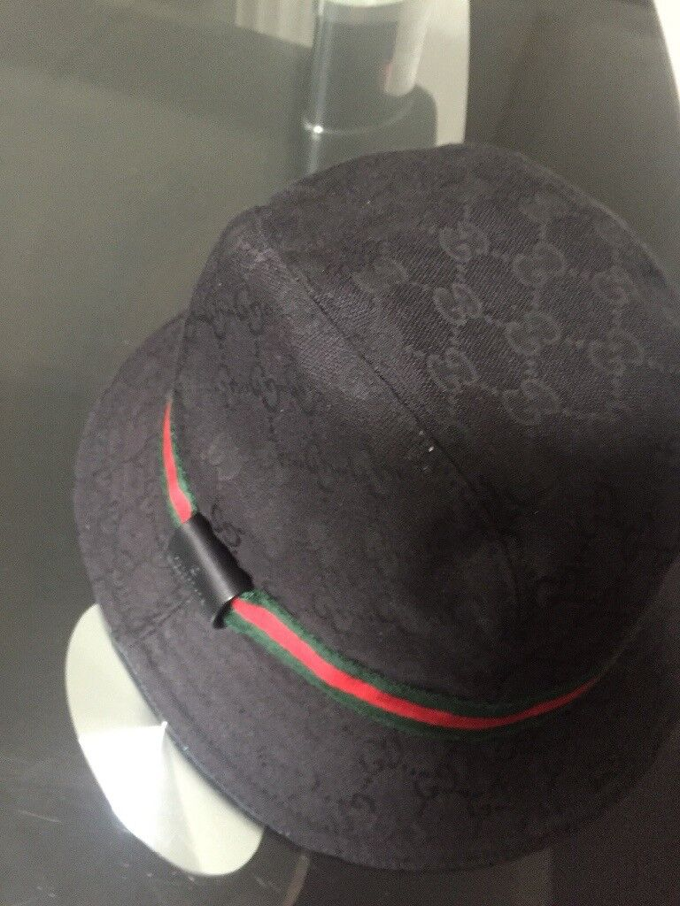 Authentic Gucci hat purchased from flannels for £175 worn only three times 27d6c4cfaa5