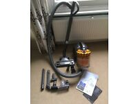 Dyson DC39 Vacuum Cleaner with Tools & Car Cleaning Kit