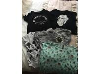 5x ladies size 10 tops