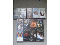 Jack Nicholson Classic VHS Films 13 in total