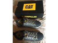 Men's steel capped shoes