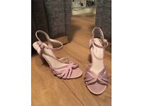 New Look dusky pink sandals uk 4 for Sale