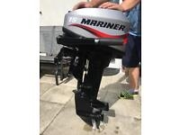 Mariner 15hp outboard