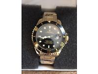Rolex submariner sea dweller and date just automatic £40 boxed SWEEP HAND ! New!!!!!