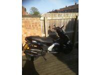 WK bikes GP2 50cc