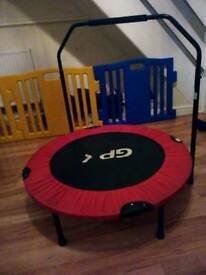 Trampoline for exercise