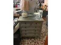 Champagne gold drawers new Rrp £450