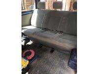 Vw t4 rear seat