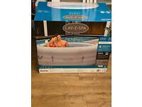 Lay-Z-Spa Vegas AirJet Spa Hot Tub - 4-6 Adults