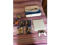 PS4 500gb white like new