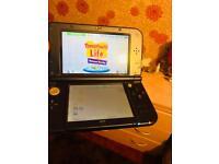 New Nintendo 3DX XL