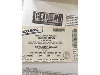 Marilyn Manson ticket