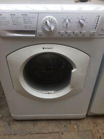 Hotpoint 7kg washing machine free delivery & insalltion