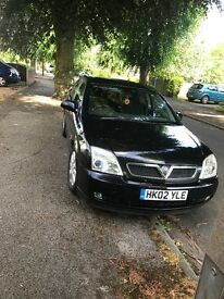 Vauxhall vectra mint run and full MOT! Had new clutch and fly wheel and break pads back and front!