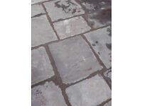 Welsh reclaimed flagstones