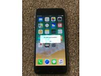 iPhone 6 64GB, unlocked, space grey, like new, full working.